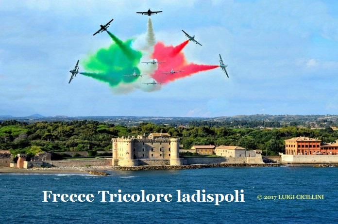 """""""Vogliamo le Frecce Tricolori a Ladispoli anche nel 2019"""": lo dice Bernabei referente politico della Dc di Ladispoli."""