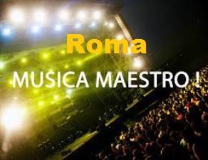 Musica per Roma: tutti gli appuntamenti dal 4 all'11 novembre 2018.