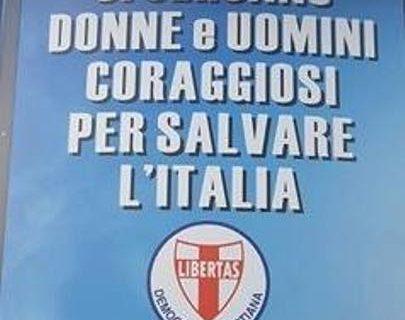 """Verso l'Assemblea nazionale unitaria della DEMOCRAZIA CRISTIANA – ROMA – 18 e 19 gennaio 2019: """"COSTRUIAMO INSIEME L'ITALIA CHE VOGLIAMO!"""""""