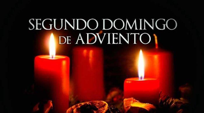 9 dicembre 2018 – Segundo Domingo de Adviento.