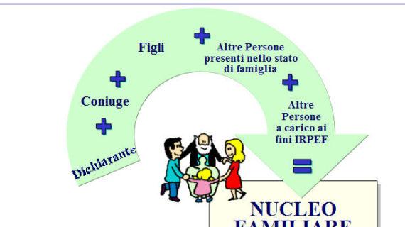 Nucleo familiare Isee 2019 o fiscale: chi va inserito nella dichiarazione.
