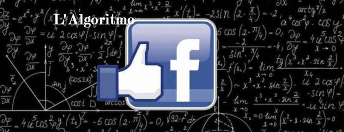 Facebook: l'algoritmo non funziona come dovrebbe.