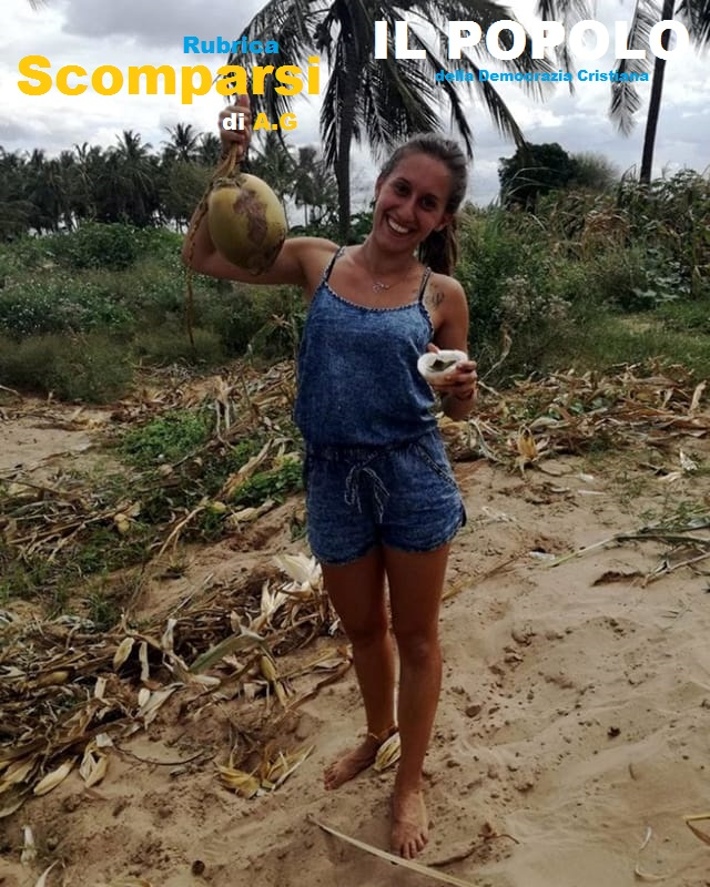 Silvia Romano è viva: la volontaria rapita in Kenya. ( Scomparsi)