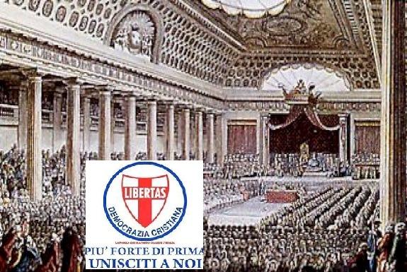 """Verso gli STATI GENERALI della DEMOCRAZIA CRISTIANA: Roma – Auditorium """"Casa Tra Noi"""" – 18 e 19 gennaio 2019"""