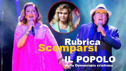 """Ylenia Carrisi ritrovata in America: la """"felicità"""" di Al Bano e Romina Power. (Rubrica Scomparsi)"""