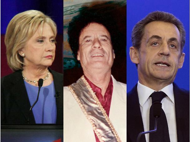 La spaventosa verità sulla morte di Gheddafi: il documento degli 007 che inchioda la Francia.