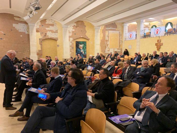 Dagli Stati Generali della Democrazia Cristiana uno stimolo importante a ripartire uniti!