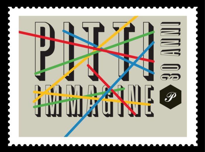 Moda 2019: francobolli per i trent'anni di Pitti Immagine.
