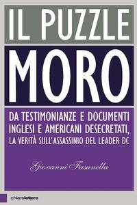 """""""il Puzzle Moro"""", di Giovanni Fasanella (il Libro)."""