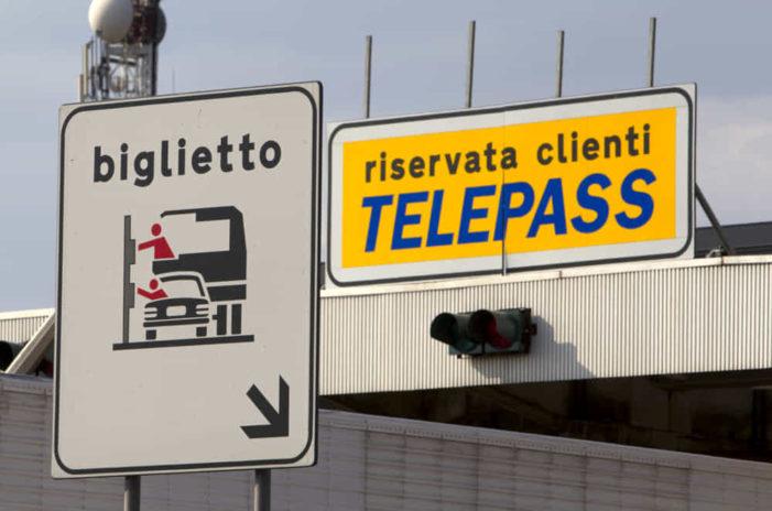 Autostrade: arriva il telepedaggio unico europeo.