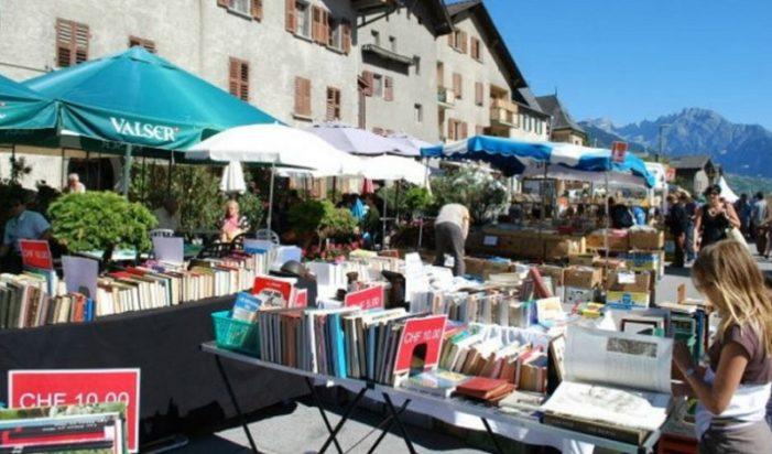 In Svizzera esiste un villaggio dei libri: viaggio nella cultura.