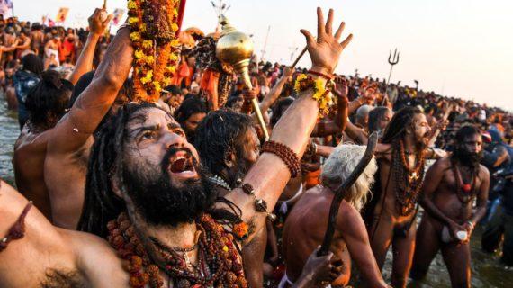 India: È iniziato il più grande raduno religioso del mondo.