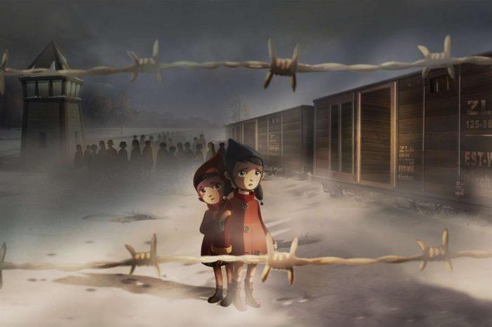 Per non dimenticare, Shoah. «La Stella di Andra e Tati», il primo cartoon dentro Auschwitz.