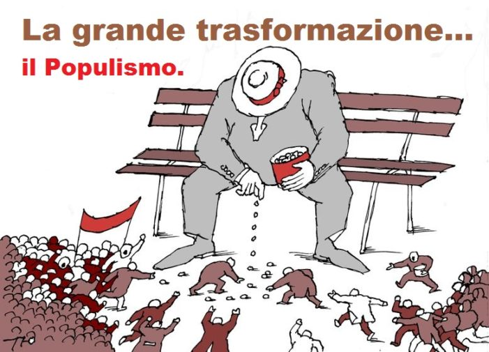 Di fronte alla crisi occorre riscoprire Karl Polanyi: la grande tarformazione chiamata populismo.