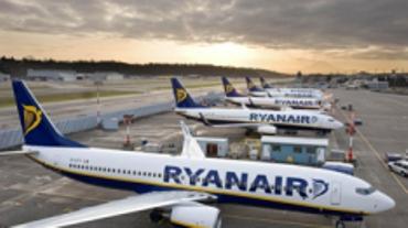 Ryanair : nominata peggior compagnia per il sesto anno consecutivo.