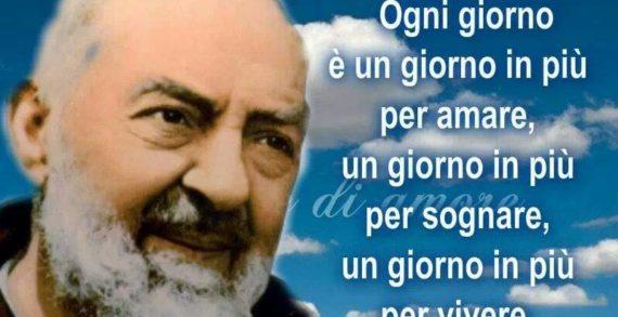 """Al via la quarta edizione del Concorso: """"Padre Pio: il Santo del nostro tempo""""."""