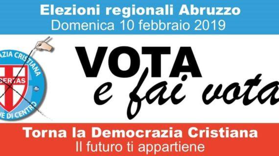 Riflessioni in vista del momento elettivo nella regione Abruzzo di domenica 10 febbraio 2019.
