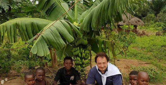 Un cordiale saluto ed auguri di buon lavoro a LUCA ZANOR partito per un periodo di missione in Congo.