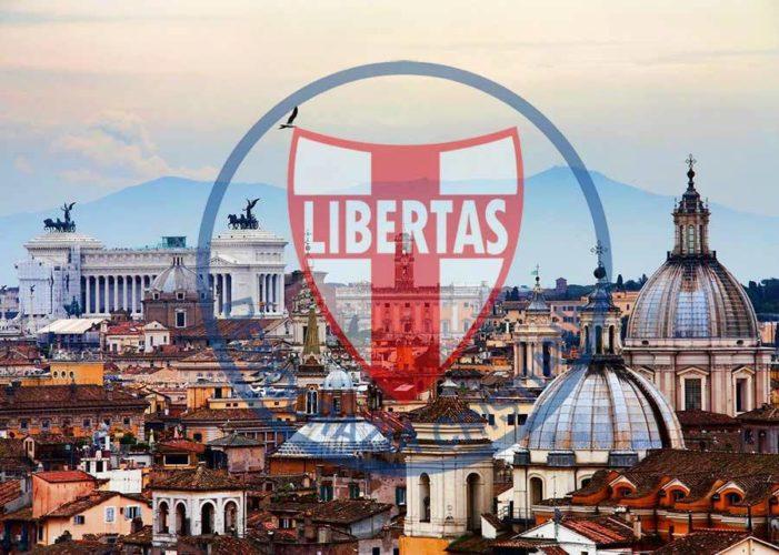 Mercoledì 20 febbraio, alle ore 16.30, riunione della Democrazia Cristiana di Roma Capitale e della Provincia di Roma