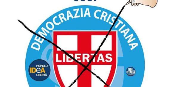 Elezioni regionali in Abruzzo di domenica 10 febbraio 2019: vota e fai votare DEMOCRAZIA CRISTIANA !
