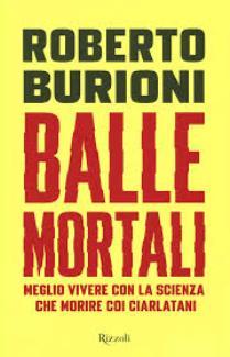 Balle Mortali di Roberto Burioni (il Libro)