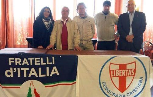 Prende corpo anche in regione Toscana la proposta di riunificazione della DEMOCRAZIA CRISTIANA e di dialogo con l'UDC !