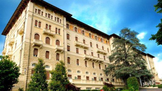A Fiuggi lo storico Palazzo della Fonte è stato venduto al gruppo Forte Village: ma c'è un uomo d'affari dell'est dietro al Business.
