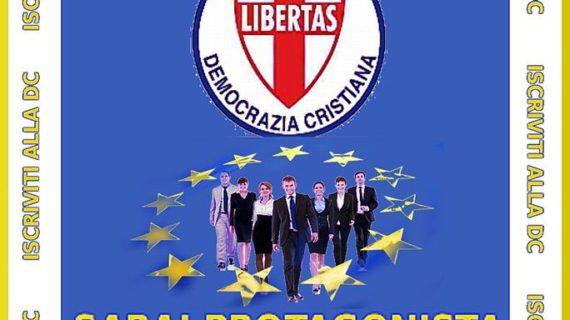 """NUOVE TECNOLOGIE PER LA POLITICA: LA DEMOCRAZIA CRISTIANA CREA LA PIATTAFORMA """" DA VINCI""""."""