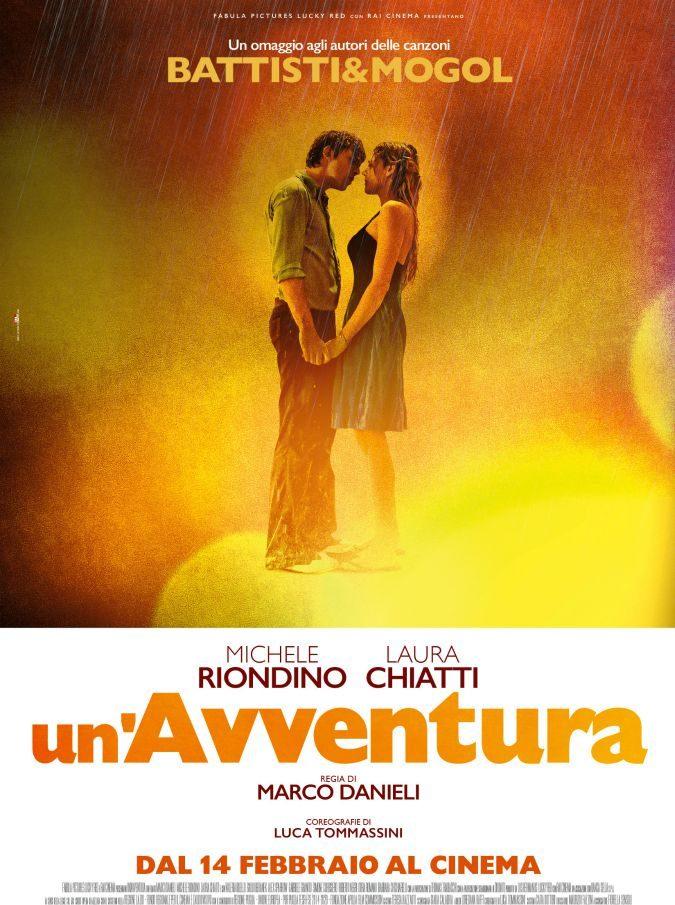 Un'avventura:  il film con le canzoni di Battisti e Mogol. Laura Chiatti è originale, struggente e anche pop.