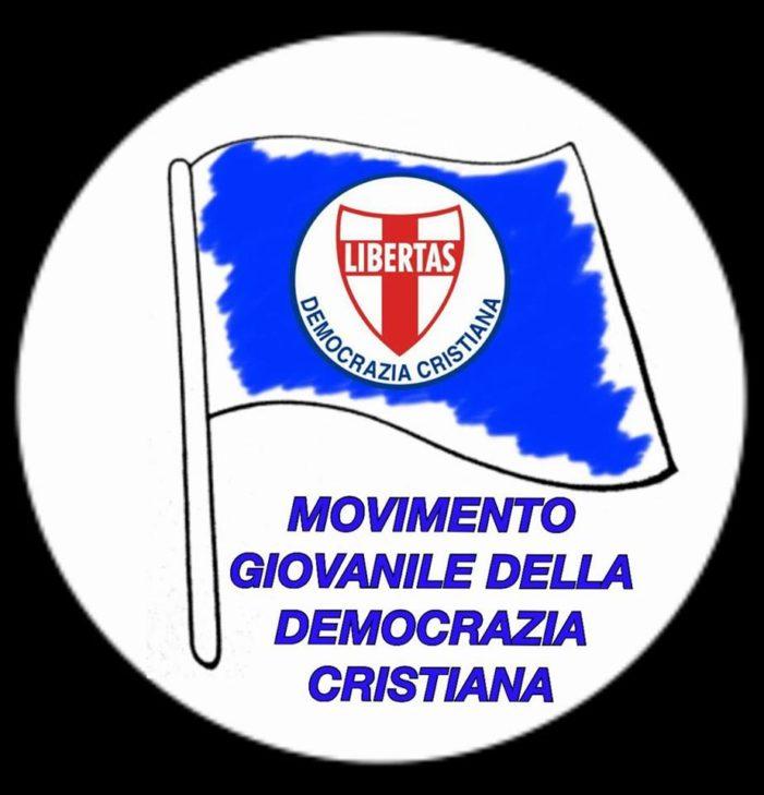 Il Movimento Giovanile della Democrazia Cristiana è al lavoro per un incontro nazionale aperto a tutte le componenti dell'area democratico cristiana