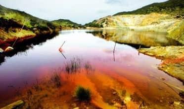 Il problema del risanamento ambientale in Sardegna.