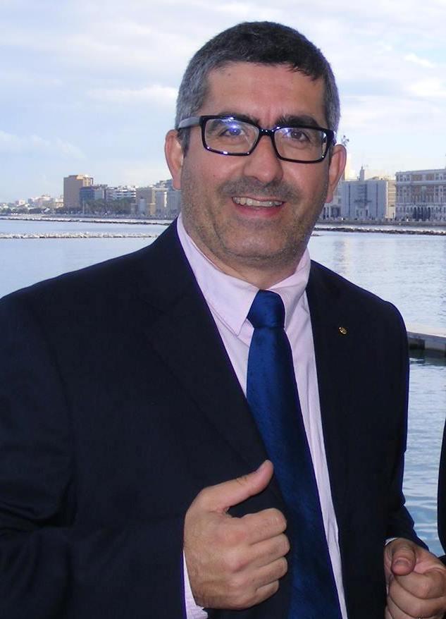 Il Segretario regionale D.C. Puglia VINCENZO DE GREGORIO in visita nella provincia BAT.