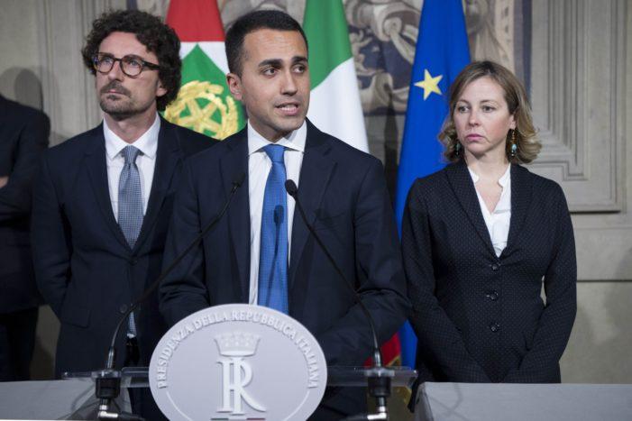 Economia:  sei elettori su dieci bocciano il governo. I sondaggi affossano Toninelli e la Grillo.