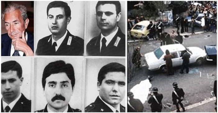 Attacco allo Stato: la strage di Via Fani e il sequestro Moro.