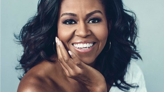 BECOMING: IL MEMOIR DI MICHELLE OBAMA È IN LIBRERIA.