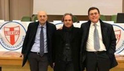 L'Avvocato Filippo Rotella è il nuovo Segretario politico (con poteri commissariali) della Democrazia Cristiana di Messina.