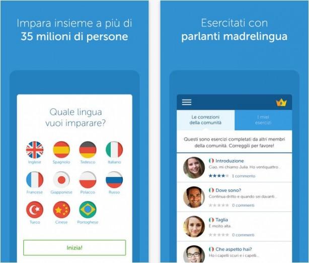 Busuu: l'App per imparare le lingue dove lo studente diventa maestro.