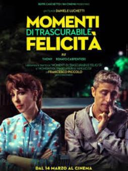 Momenti di trascurabile felicità: il Film al cinema dal 14 marzo.