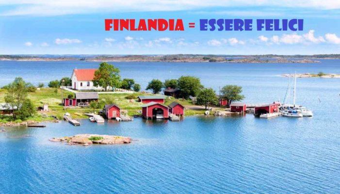 La Finlandia è il Paese più felice del mondo: da oggi puoi esserlo anche tu.