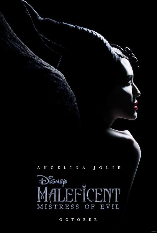 Maleficent 2: il trailer con Angelina Jolie e il primo poster del film!