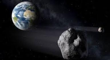 """Asteroide gigantesco """"sfiorerà"""" la Terra l'8 marzo: lungo fino a 200 metri…."""