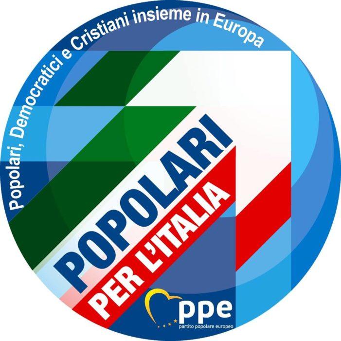 """LA DEMOCRAZIA CRISTIANA ITALIANA PROTESTA VIVACEMENTE CONTRO LA """"IM-PAR CONDICIO"""" CHE PENALIZZA BRUTALMENTE I CANDIDATI DEI """"POPOLARI PER L'ITALIA/PARTITO POPOLARE EUROPEO"""" !"""