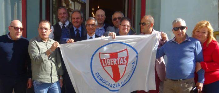 Ribadito il convinto appoggio della Democrazia Cristiana siciliana al P.P.E. ed alla Lista dei candidati dei POPOLARI PER L'ITALIA della Circoscrizione elettorale ITALIA ISOLE.