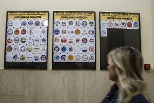 Europee 2019: Sono i 47 simboli consegnati dai partiti e movimenti italiani, netto calo.