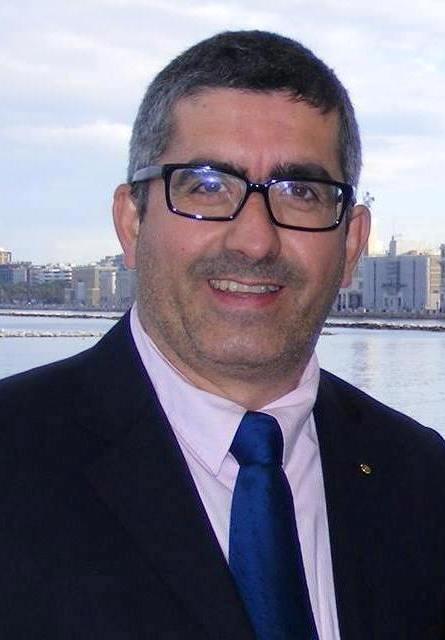 """Il saluto di presentazione del dott. VINCENZO DE GREGORIO, nuovo Segretario nazionale del Dipartimento """"Comunicazione"""" della Democrazia Cristiana."""