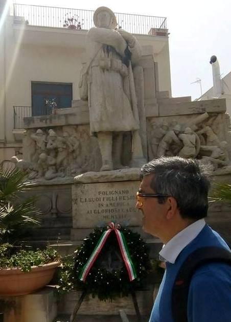 Un mese veramente intenso: dalla Puglia all'Europa ! Lettera al Segretario Nazionale della Democrazia CristianaAngelo Sandri.