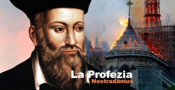 L'inquietante profezia di Nostradamus si è avverata?