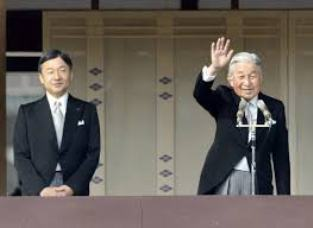 Giappone: oggi giornata memorabile, abdica Akihito l'imperatore del Giappone.