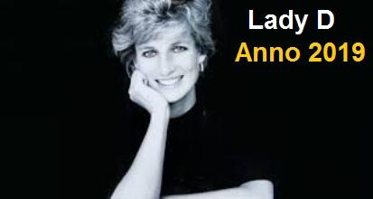Lady D : la foto realizzata da un'equipe di esperti, come sarebbe se fosse viva ancora oggi.