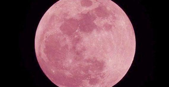 Scienza: la Luna Rosa splende nel cielo di aprile, quando vederla e i suoi segreti.